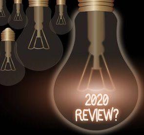 Bilan 2020… qu'est ce qu'on a fait ?