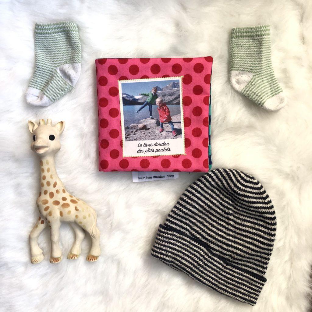 accessoires pour bébé album photo
