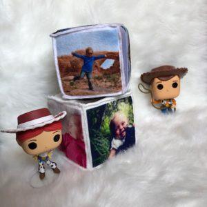 mOn cube photos tout doux